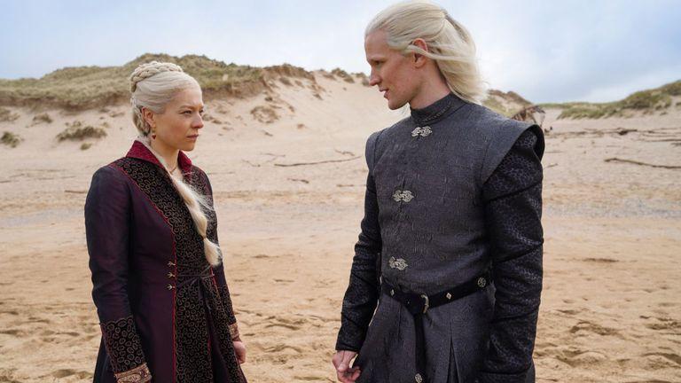 """La precuela de Game of Thrones """"se ve espectacular"""", según los directivos de HBO. Foto: HBO"""