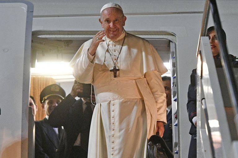 La breve respuesta del papa Francisco sobre su posible visita a la Argentina