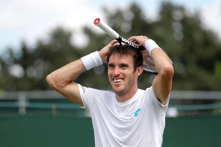 Wimbledon: las victorias de Leonardo Mayer y Guido Pella y un par de sorpresas