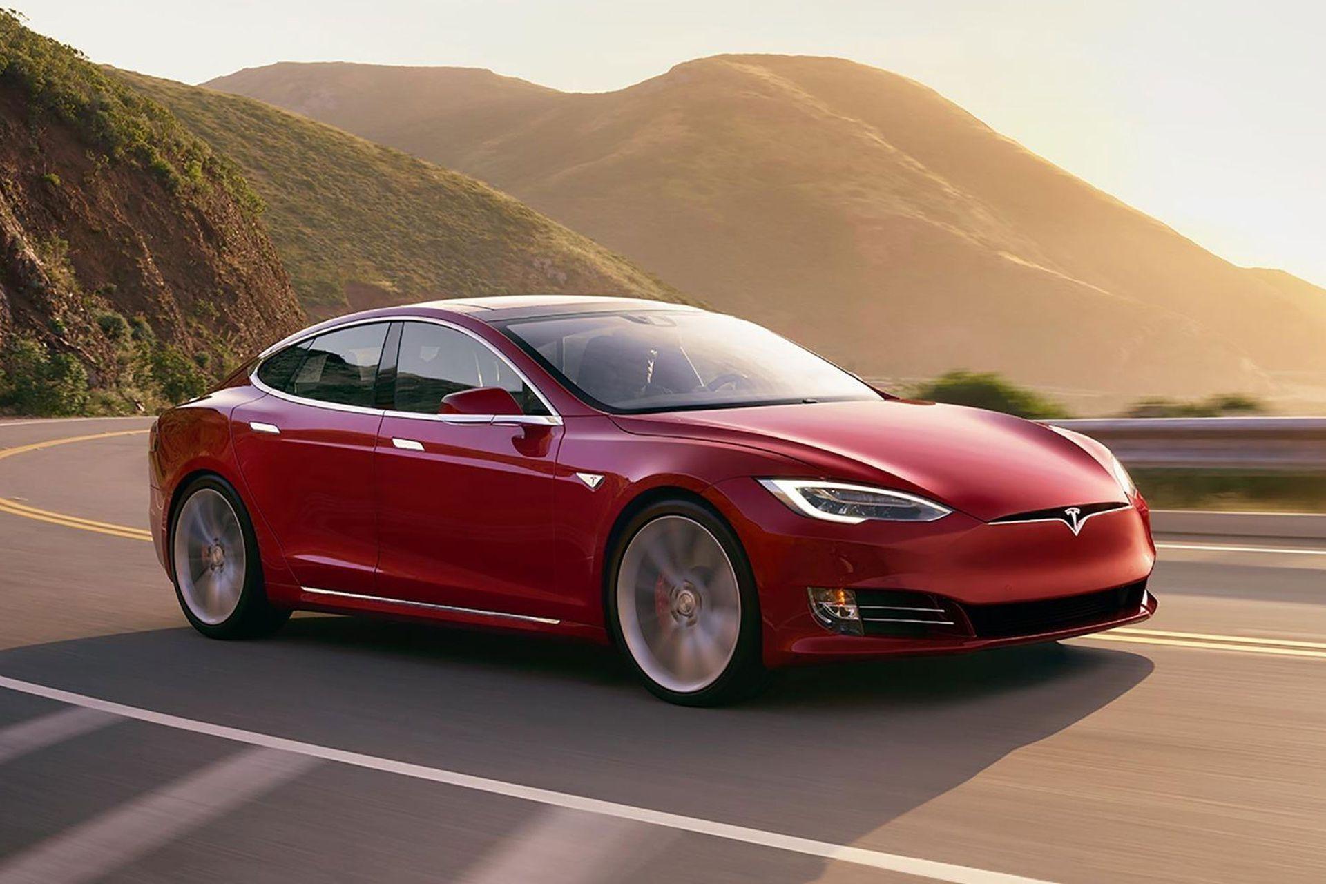 El Tesla es el rey de los autos eléctricos