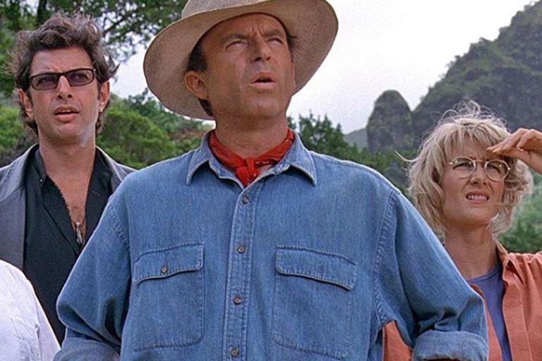 Los tres protagonistas originales de Jurassic Park vuelven al ruedo para la tercera entrega