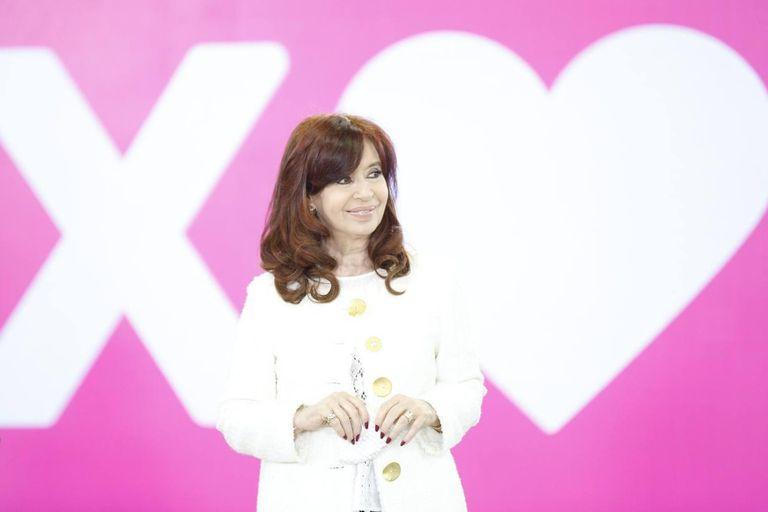 El encendido discurso de Cristina Kirchner