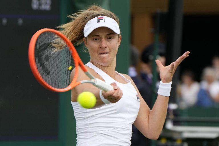 La argentina Nadia Podoroska ingresó directo en el cuadro del US Open.