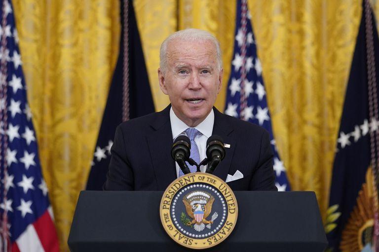 El presidente Joe Biden dijo que Cuomo debía renunciar tras conocerse el informe
