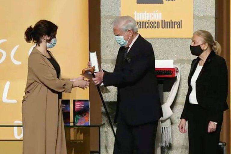 El Festival Eñe recibe a Mario Vargas Llosa, distinguido por partida doble
