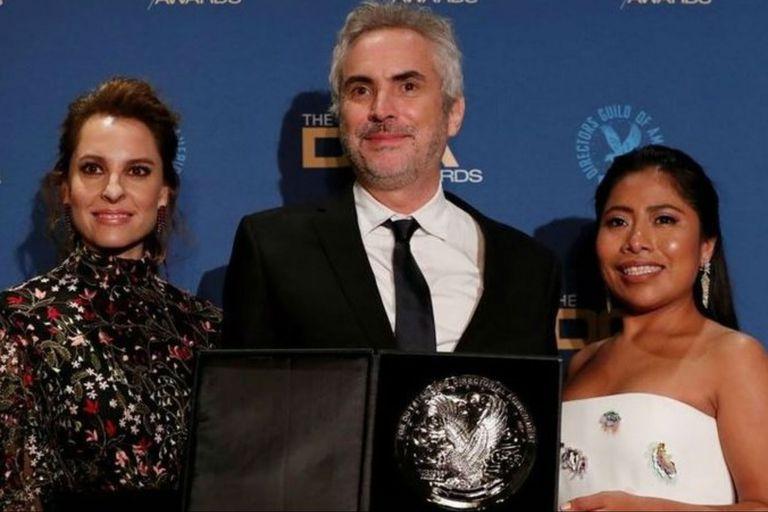 Alfonso Cuarón gana el DGA como mejor director y se asegura el Oscar