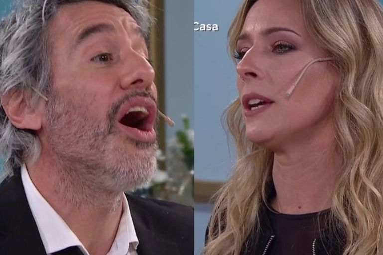 "Dani ""La Chepi"" se cruzó con Nino Dolce durante la mesaza: ""¿Por qué pobre?"""