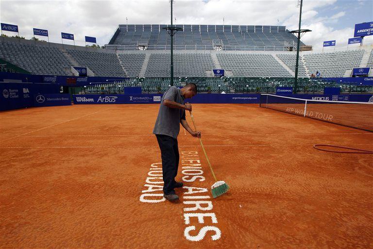 El BALTC volverá a ser sede de una serie de Copa Davis después de 16 años.