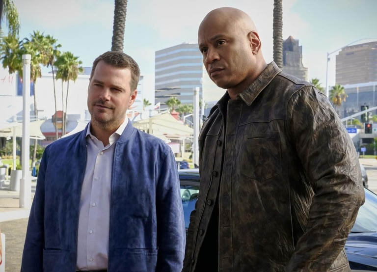 Chris O´Donnell y LL Cool J se despiden de NCIS: Los Ángeles