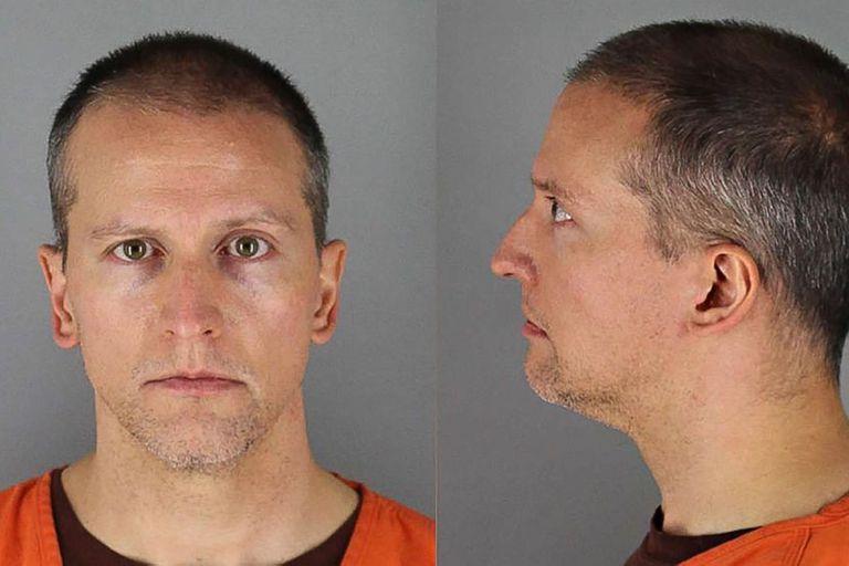 Derek Chauvin, policía de Minneapolis, fue imputado por cargos de homicidio tras detener a George Floyd y reducirlo ejerciendo presión en el cuello, lo que le provocó la muerte
