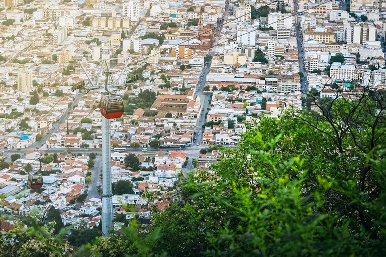 En la ciudad de Salta se venden los departamentos de hasta US$ 60.000.