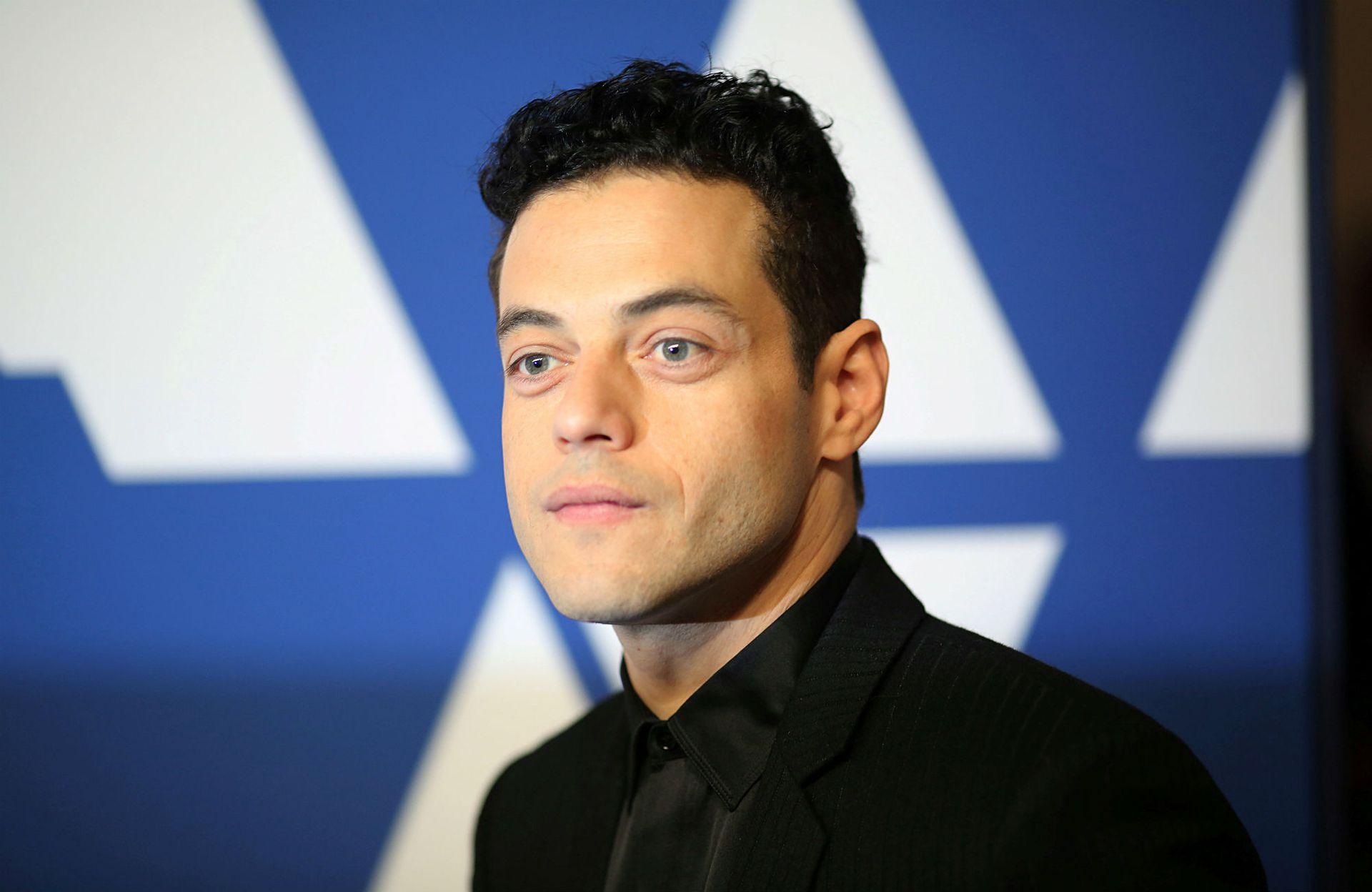 Rami Malek, nominado al Oscar como mejor actor por su interpretación de Freddie Mercury en Bohemian Rhapsody