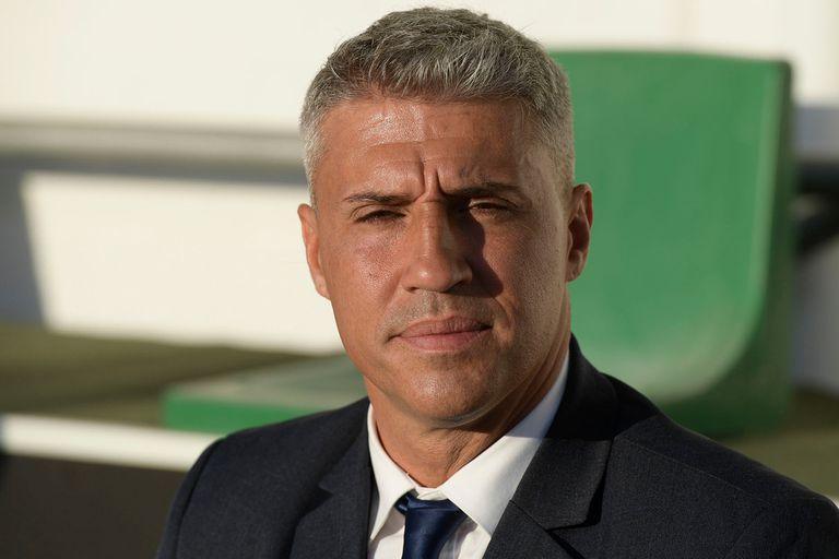 Hernán Crespo, un señor del fútbol, juega la Copa América para LA NACION