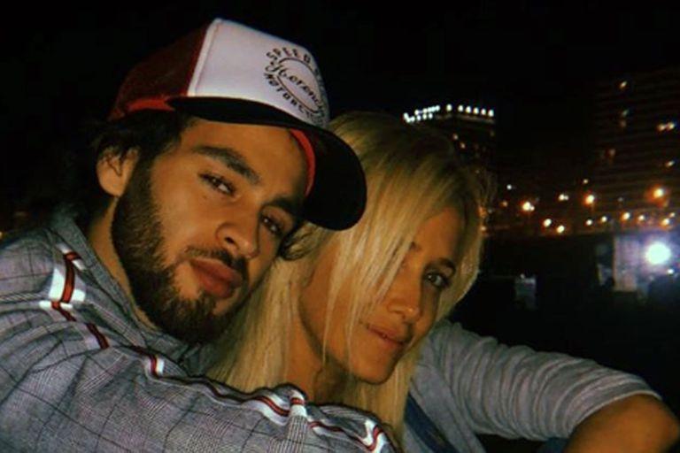 La actriz tiene una relación con un modelo y cantante llamado Matías Zanuzzi