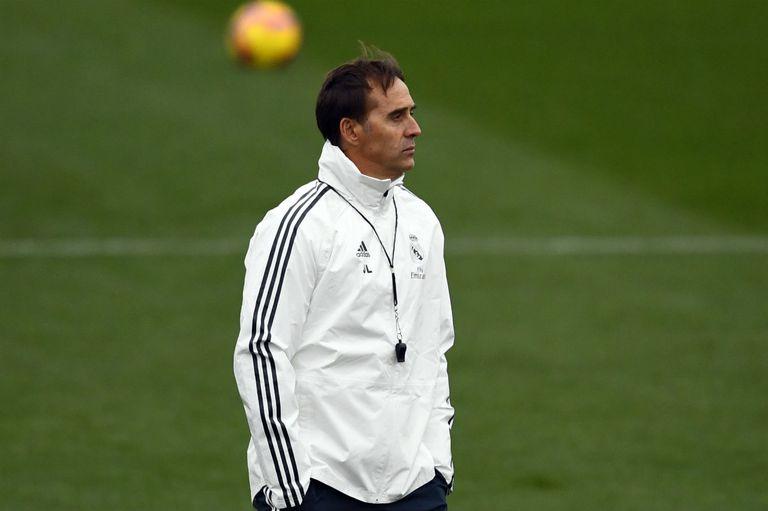 Las últimas horas de Lopetegui en Real Madrid: Antonio Conte, el elegido