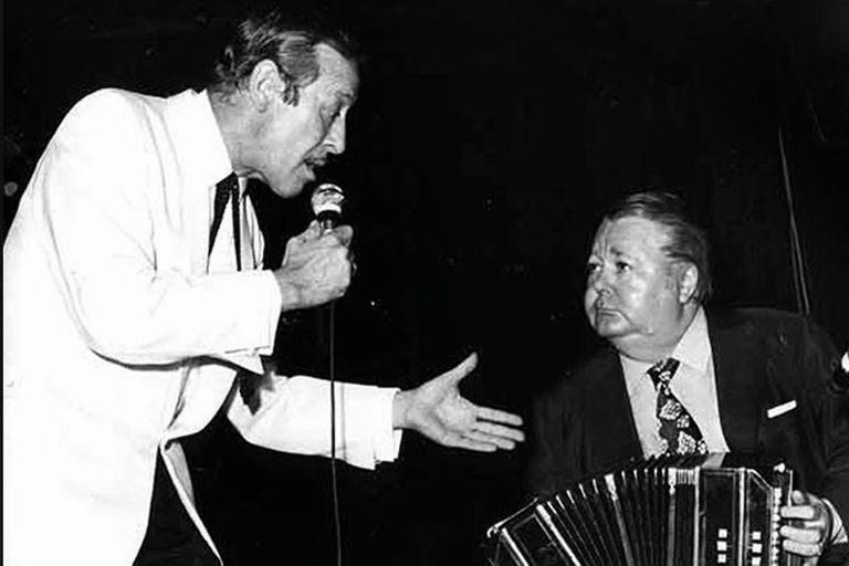 La gran amistad entre el Polaco Goyeneche y Aníbal Troilo llegó al LP en 1971, con una placa que marcó una época hacia adelante y hacia atrás