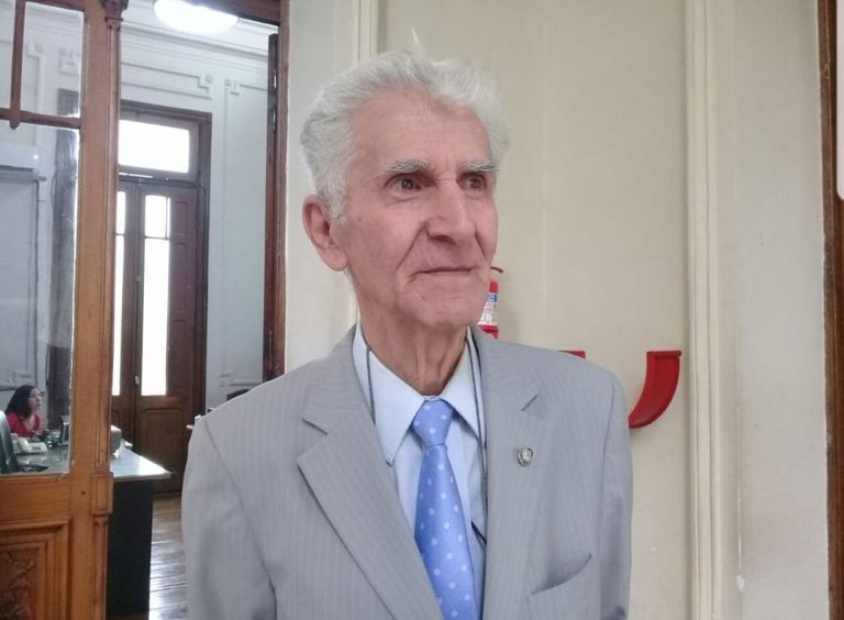 Julio Ferreyra, exdirector del registro civil