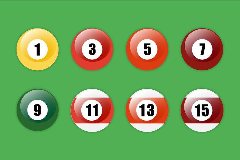 Acertijo del pool: ¿Sos capaz de sumar 30 con tres de estas bolas?