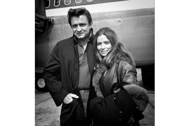Johnny Cash y June Carter