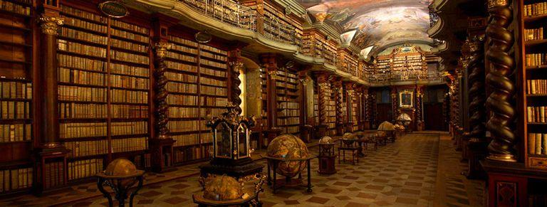 5 bibliotecas increíbles de Europa que tenés que conocer