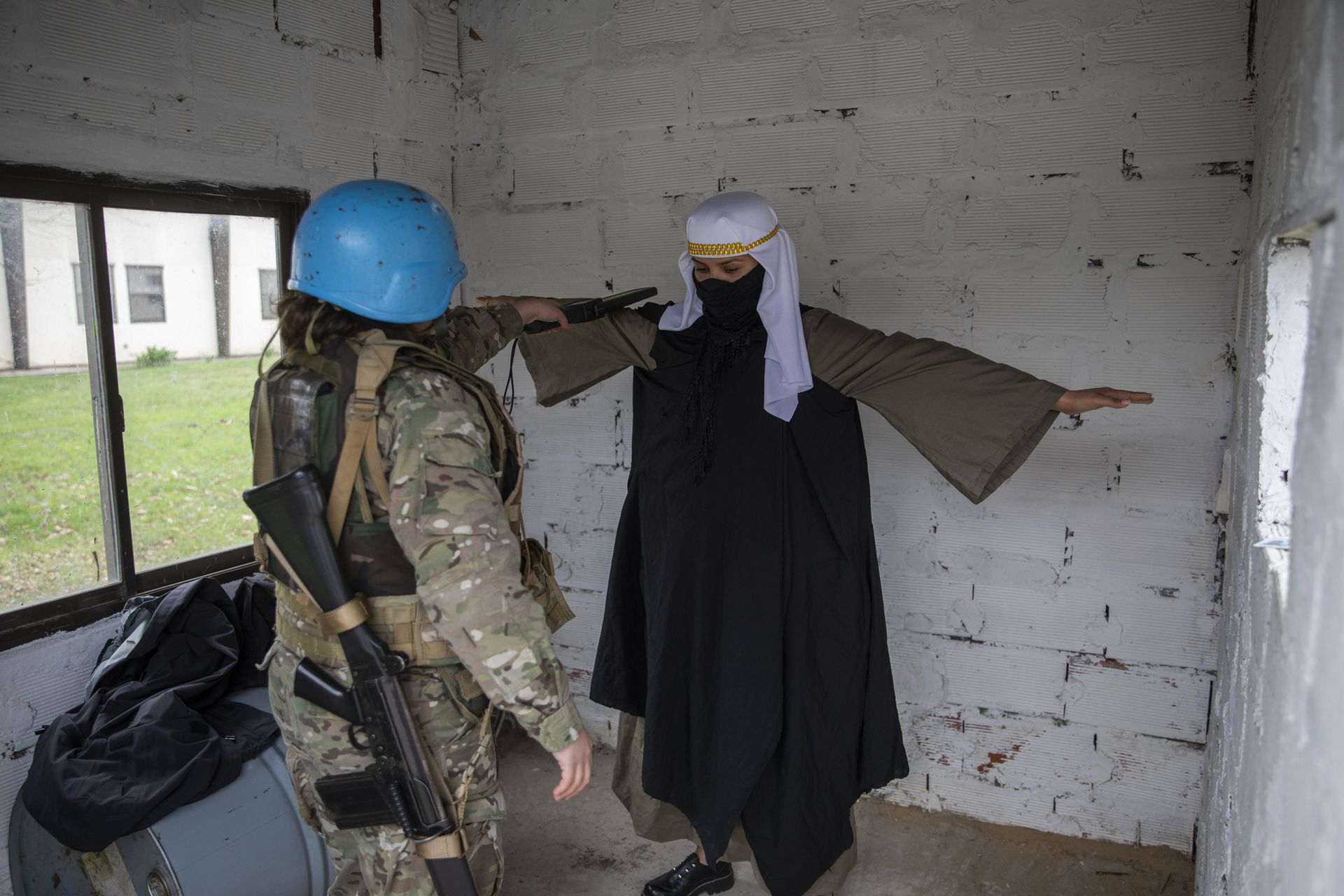 Son más de 330 los cascos azules desplegados en misiones alrededor del mundo