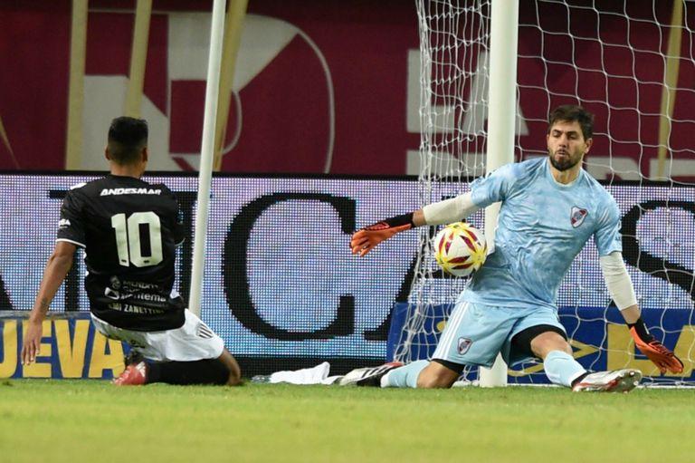 Copa Argentina. Los goles y las perlitas de River-Gimnasia de Mendoza