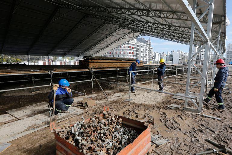 Demanda olímpica: la ciudad se prepara para el gran desafío logístico durante los Juegos