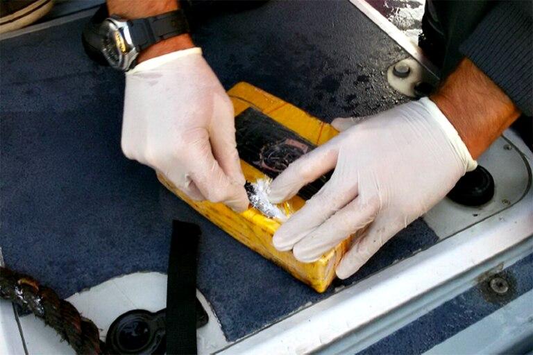 En 2016, cerca del puerto de Gioia Tauro, en Reggio Calabria, fueron secuestrados 350 kilos de cocaína
