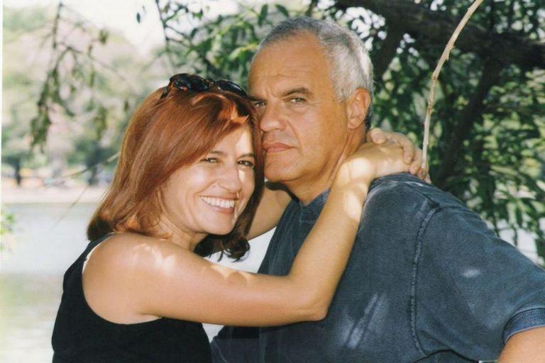 En cuarentena por el coronavirus, Mercedes Morán y Juan Leyrado revivieron la historia de amor de los personajes que interpretaron en Gasoleros