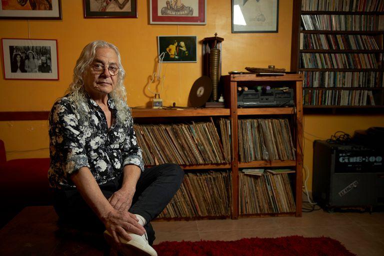 Rodolfo García, legendario baterista de Aquelarre y Almendra, falleció días después de ser diagnosticado con muerte cerebral a causa de un ACV