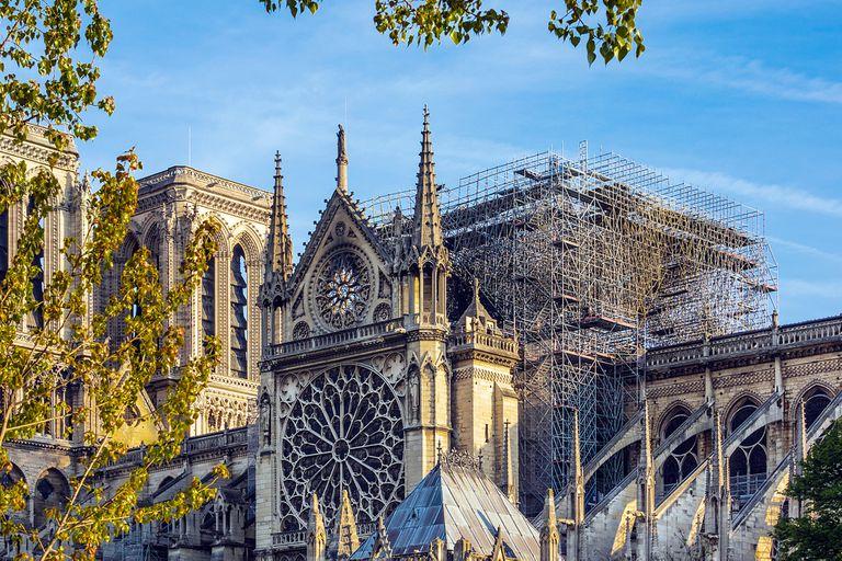 En Francia esperan terminar las refacciones para los Juegos Olímpicos de Verano de 2024