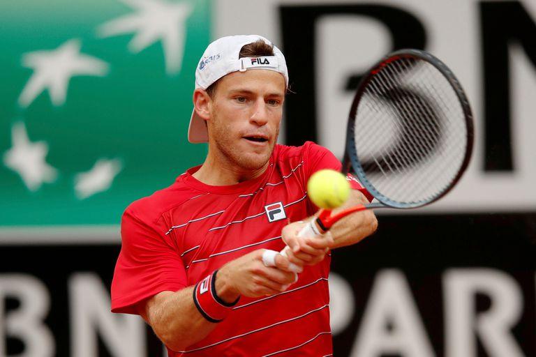 Cuál es la única preocupación de Schwartzman antes de jugar en Roland Garros