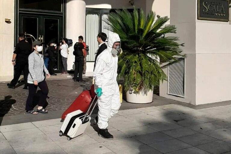 Image Coronavirus hoy en Uruguay: cuántos casos se registran al 1 de Marzo