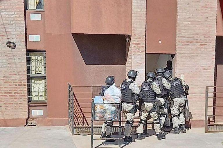 Córdoba. Detienen a una policía antidrogas por una causa de narcotráfico