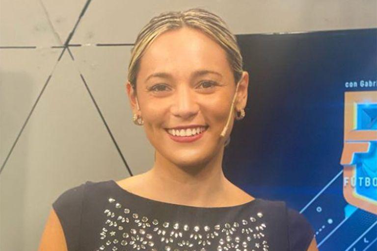 Rocío Oliva se suma a C5N como columnista deportiva