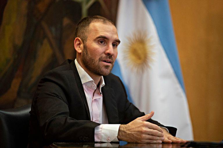"""Martín Guzmán: """"El sistema financiero está bien y robusto"""""""