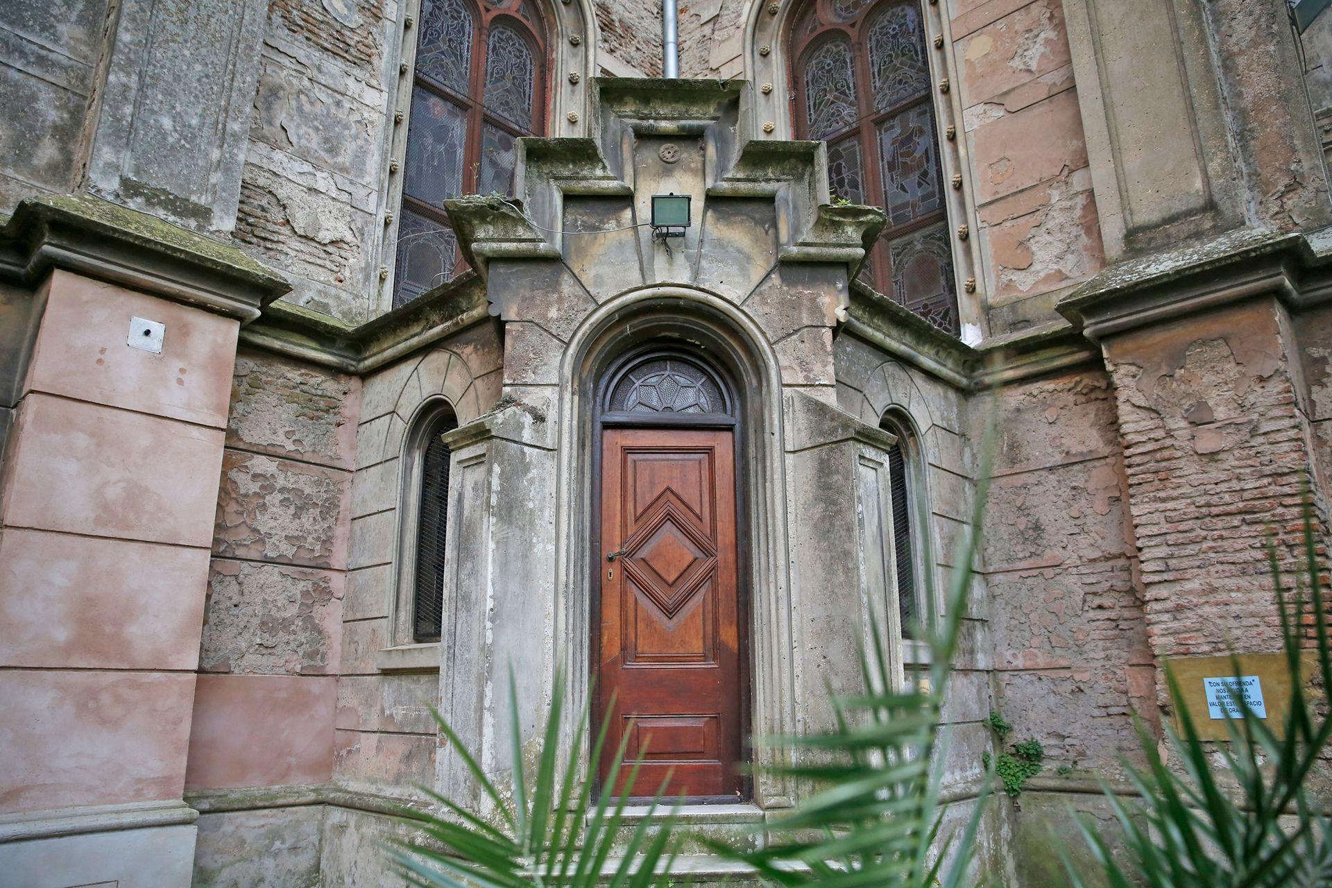 Santa Felicitas fue inaugurada en 1898