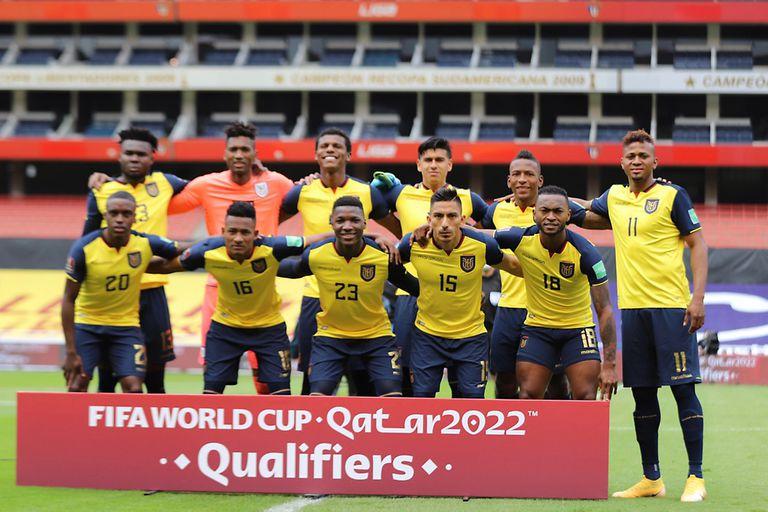 La lista de Ecuador: los convocados para la Copa América