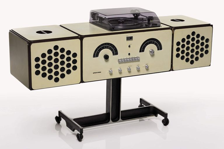Radiofonógrafo modelo RR 126