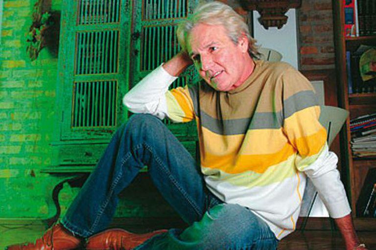 Sergio Denis, desde su casa en Puerto Madero