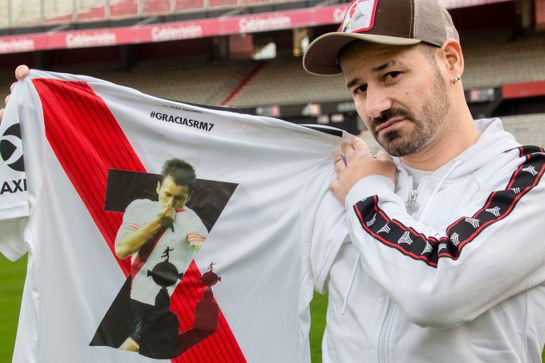Rodrigo Mora se despedirá en el Monumental