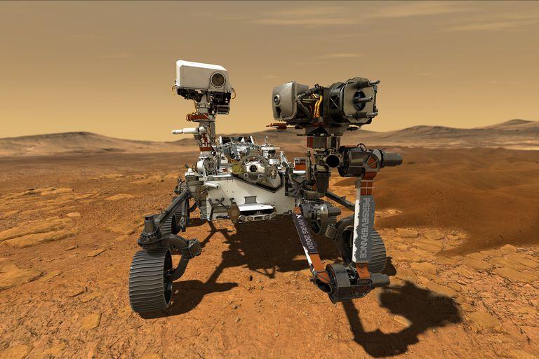 Estados Unidos enviará a Marte un vehículo explorador llamado Perseverance (foto) el próximo 30 de julio; China y Emiratos Árabes Unidos también enviaran naves no tripuladas este mes