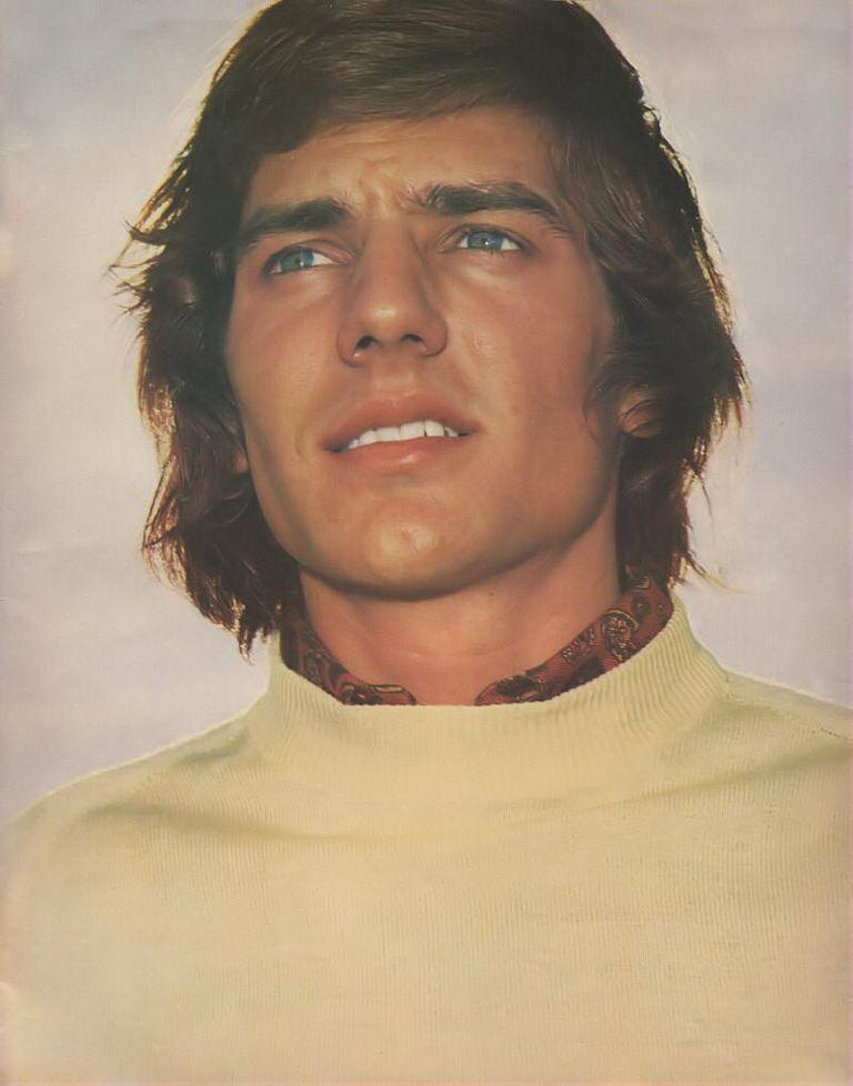 Sergio Denis, en sus años de juventud