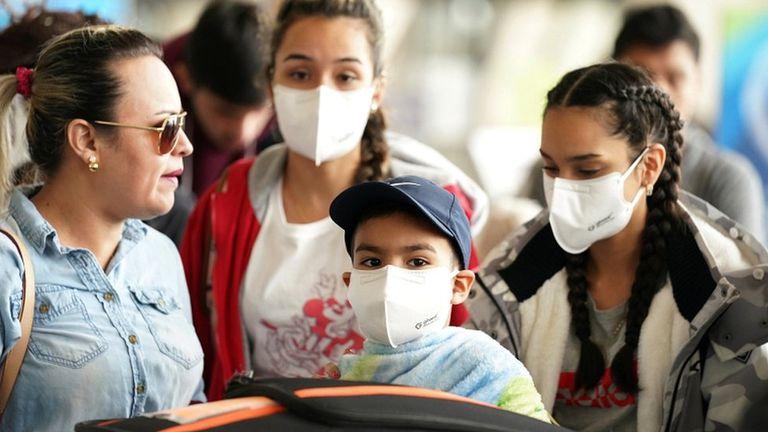 Estados Unidos extendó sus restricciones de viajes debido a la pandemia del coronavirus.