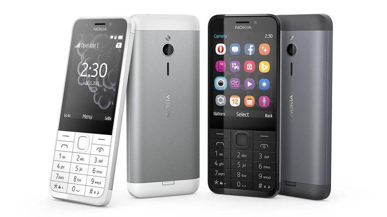 Nokia 230, el celular no inteligente que presentó en noviembre último