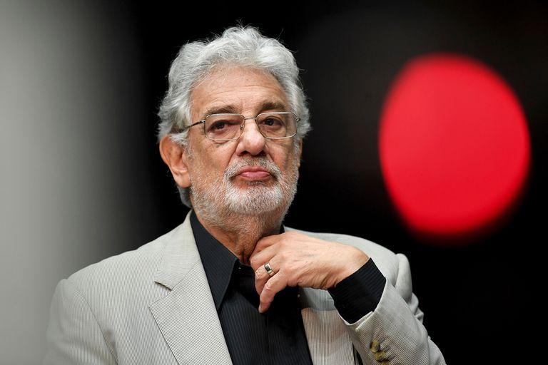 """Plácido Domingo, el tenor rompió el silencio: """"Nunca he prometido un papel a cambio de favores"""""""