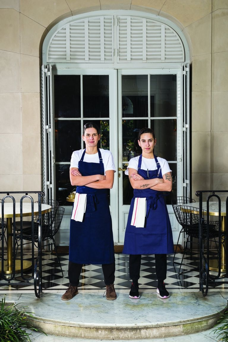 Quiénes son las mujeres que pisan fuerte en la gastronomía local
