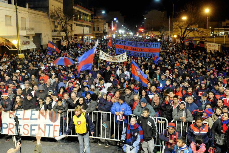 Misa, caravana y show: cómo prepara San Lorenzo la vuelta a Boedo el 1° de julio