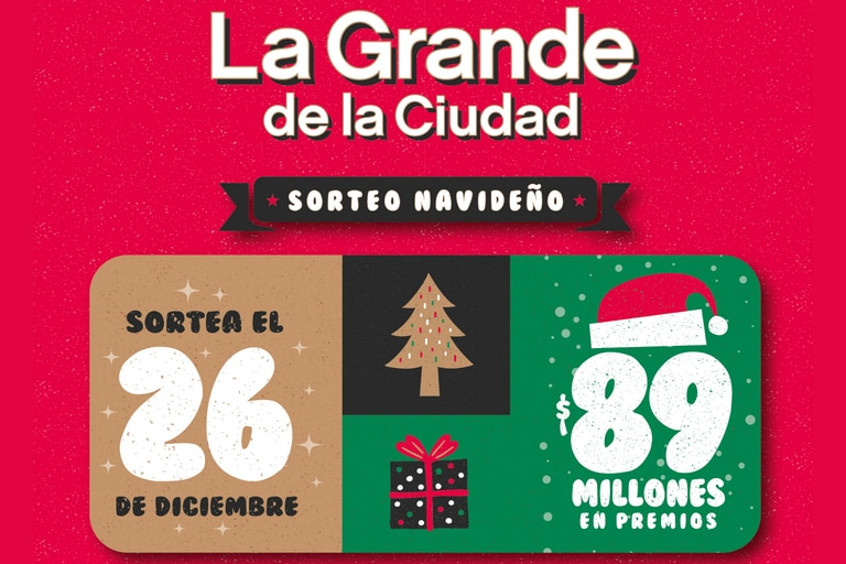 Gordo de Navidad 2020: cuándo es el sorteo en la Ciudad de Buenos Aires