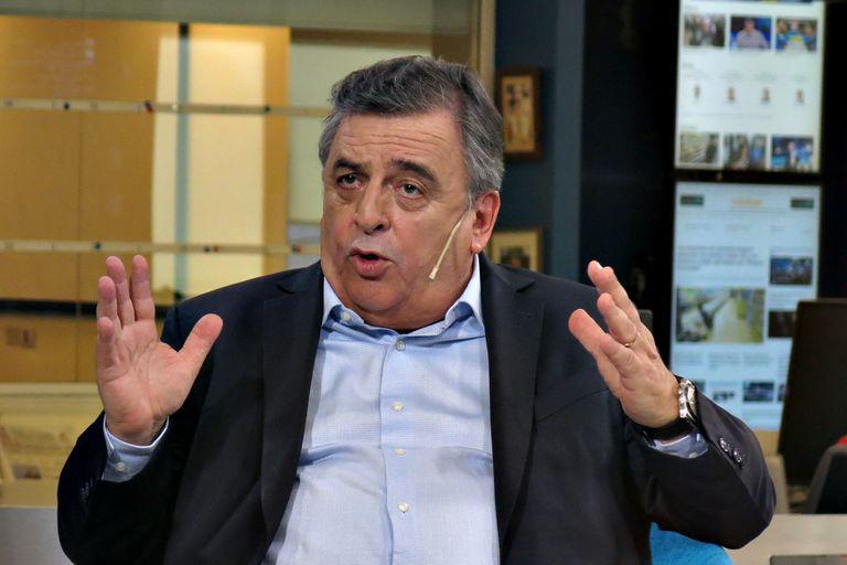 El diputado nacional y jefe del interbloque de Juntos por el Cambio, Mario Negri